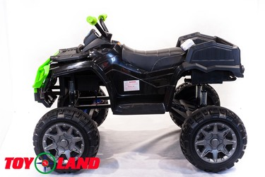Квадроцикл 0909 Grizzly Next 4x4 Черный