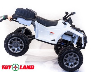 Квадроцикл 0909 Grizzly Next 4x4 Белый